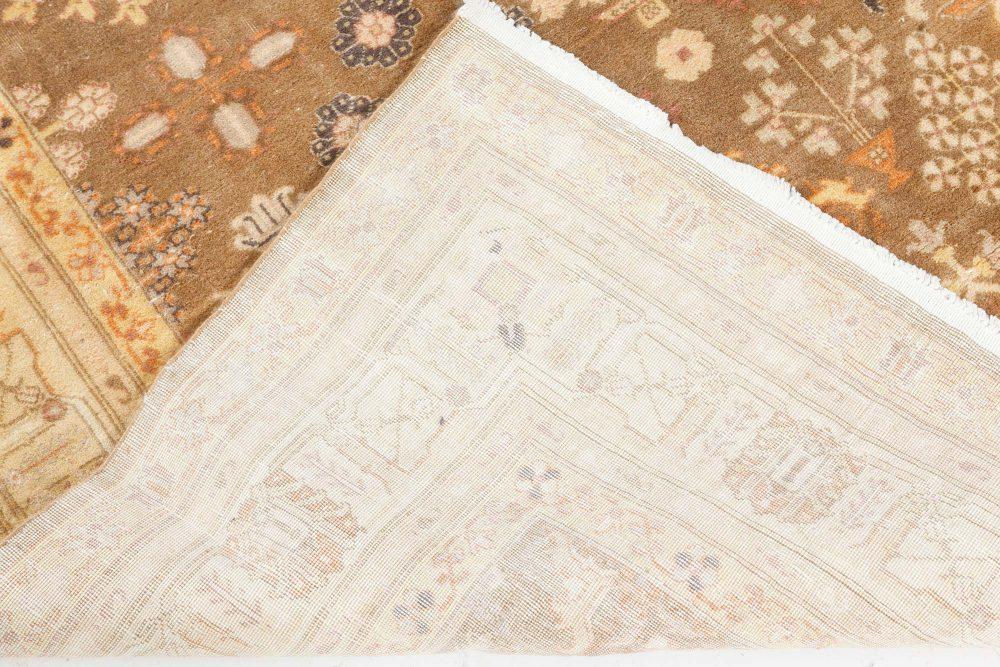 Vintage Persian Tabriz Carpet BB7494