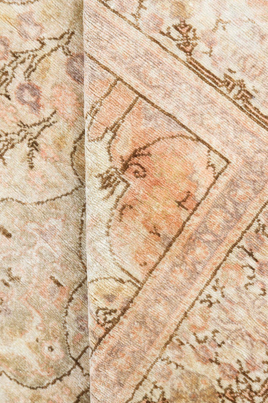 Antique Turkish Hereke Carpet BB7495