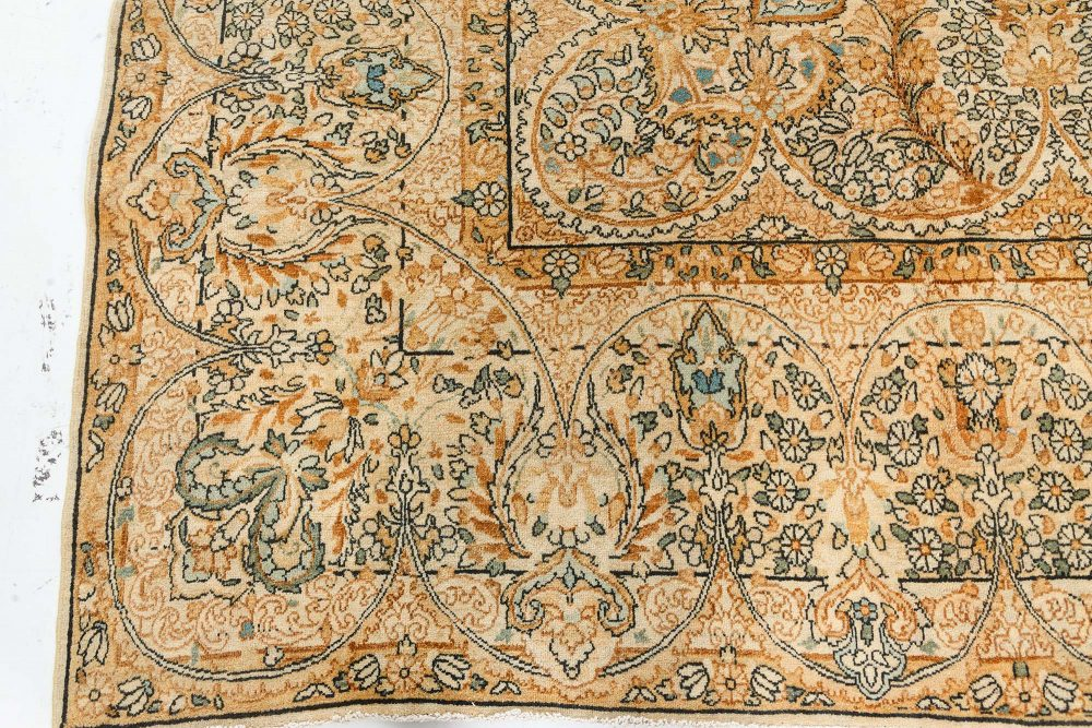 Antique Persian Kirman Carpet BB7496