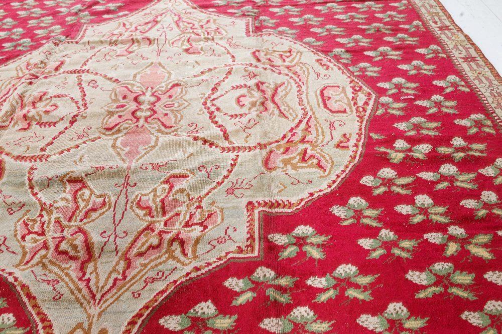 Antique Turkish Ghiordes Rug BB7503