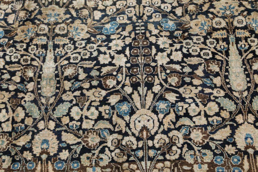 Antique Persian Meshad Carpet BB7510
