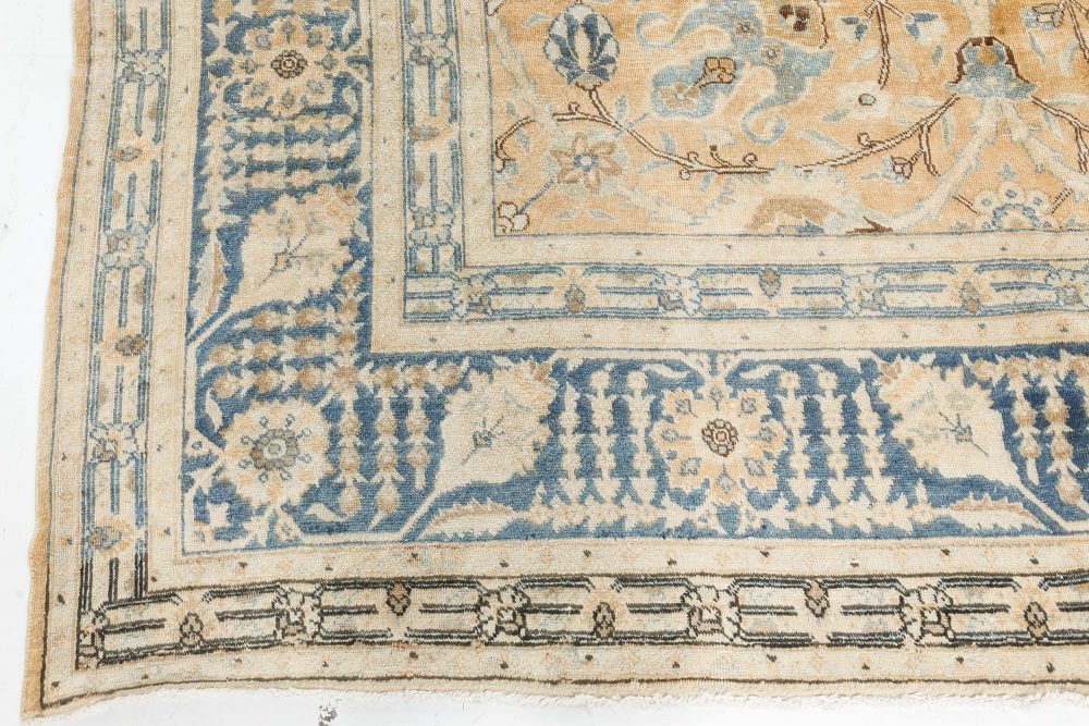 Antique Persian Tabriz Carpet BB7511