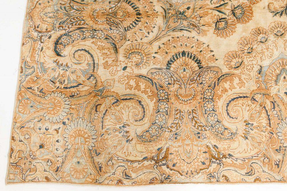 Antique Persian Kirman Carpet BB7513