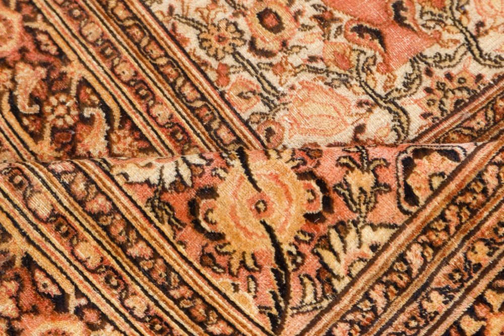 Antique Persian Khorassan Carpet BB7514