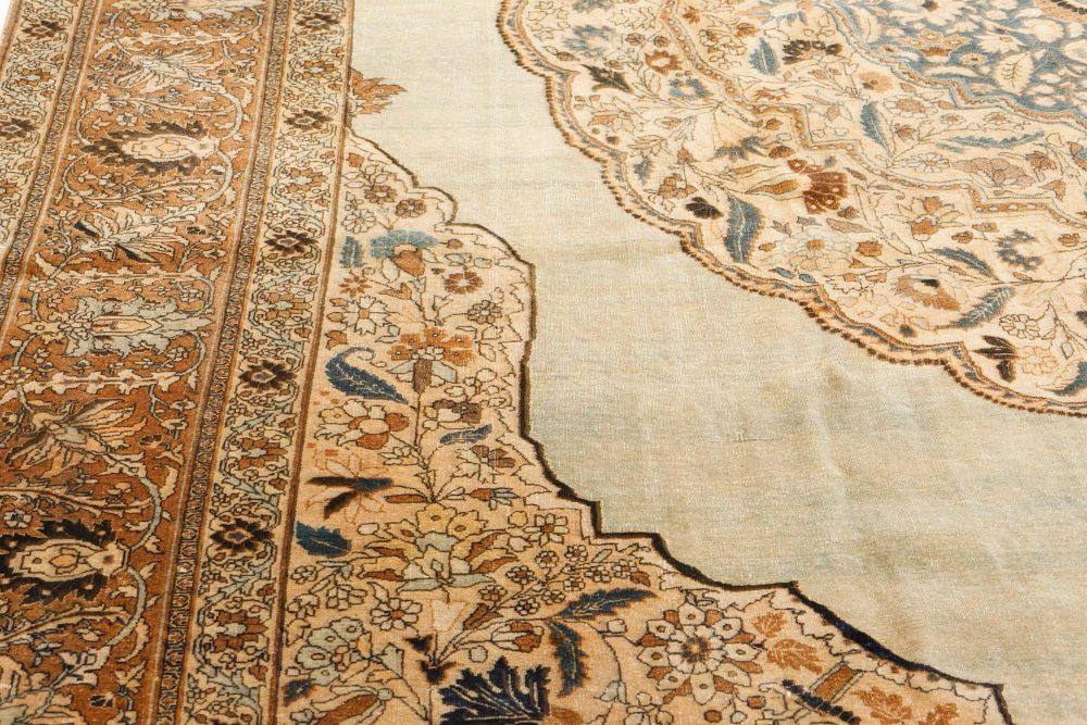 Antique Persian Tabriz Carpet BB7521
