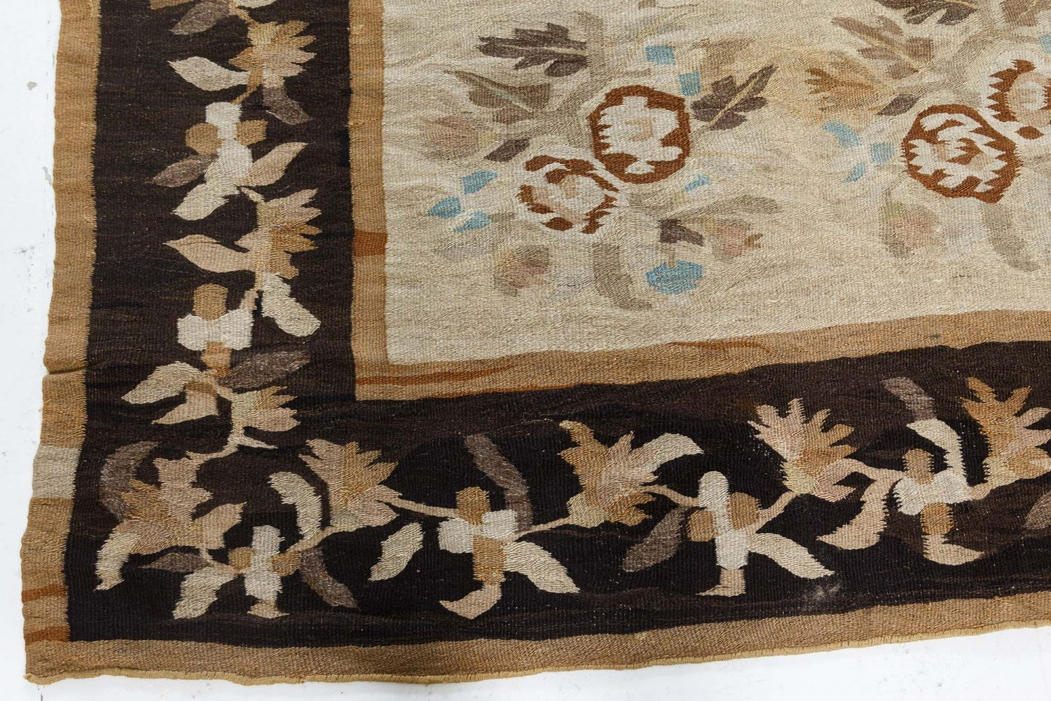 Antique Russian Bessarabian Rug BB7549
