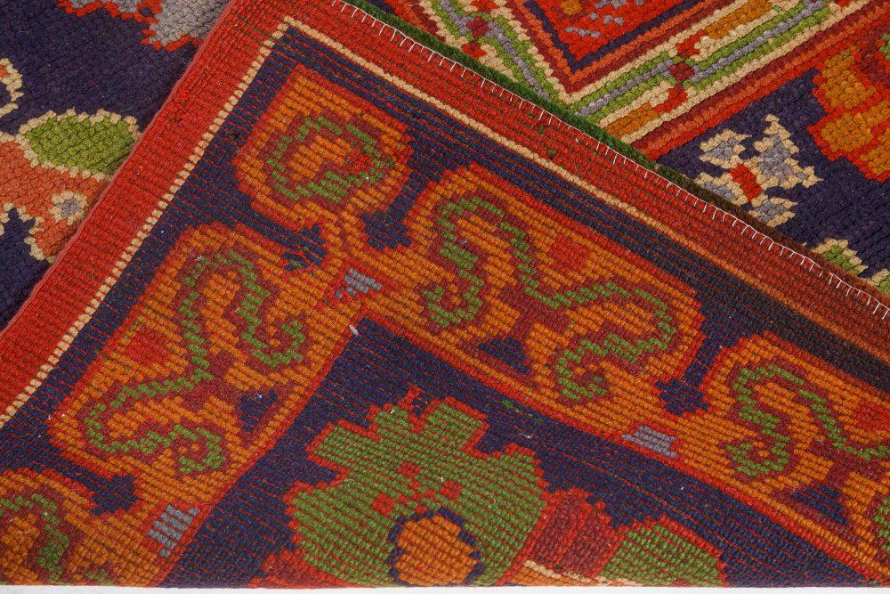 Vintage Arts & Crafts Carpet Designed by Gavin Morton BB7551