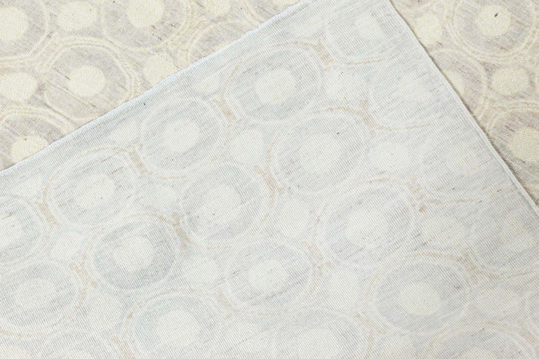 Circular Silk Rug N11059