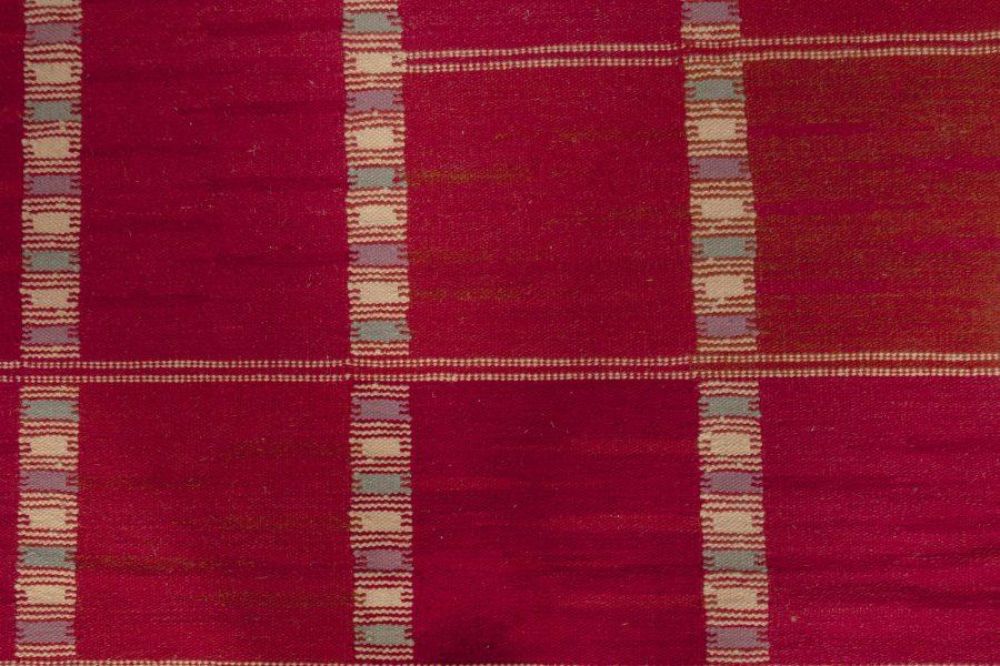 Oversized Swedish Flat Weave N11132