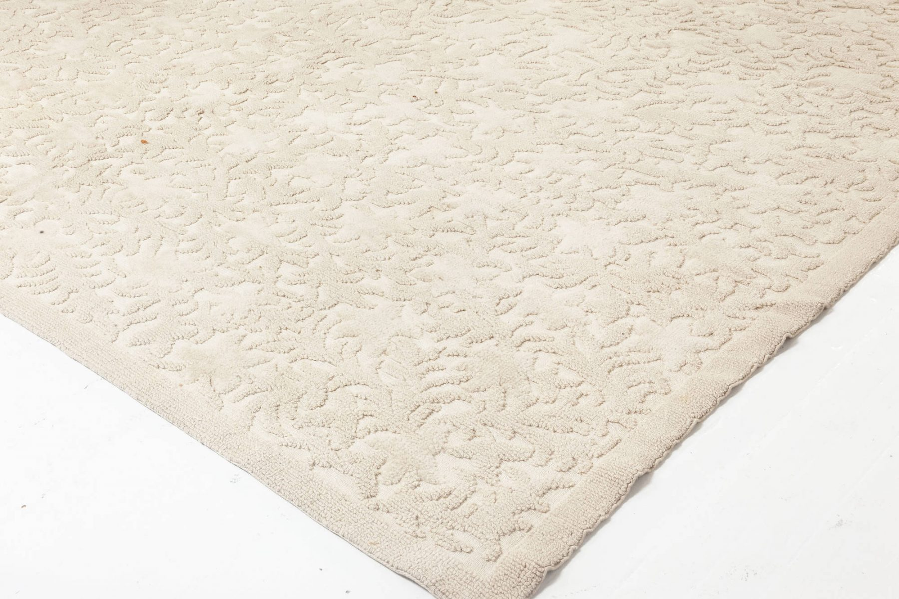 Vintage French Cogolin Rug BB5994