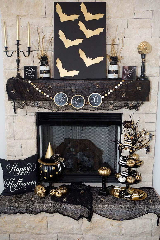 Scary & Stylish: Glamorous Halloween Decor 45