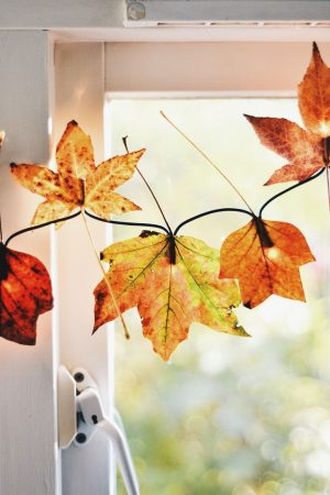 5 Autumn Decor Ideas To Let You Fall In Love With... Fall 12