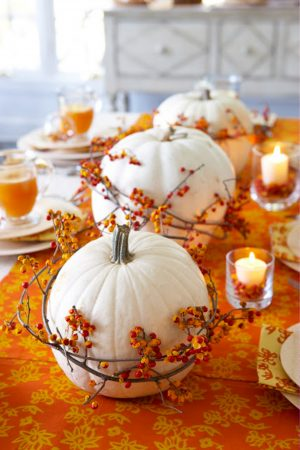 5 Autumn Decor Ideas To Let You Fall In Love With... Fall 18
