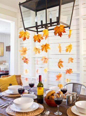 5 Autumn Decor Ideas To Let You Fall In Love With... Fall 37