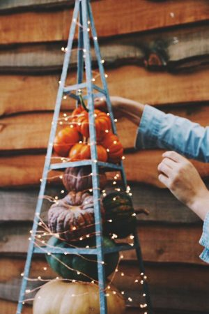 5 Autumn Decor Ideas To Let You Fall In Love With... Fall 47