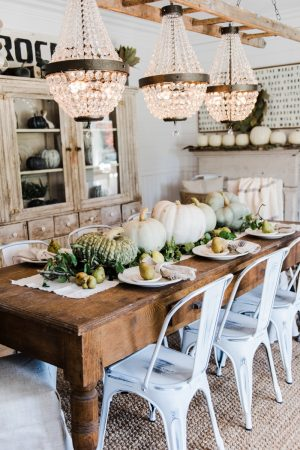 5 Autumn Decor Ideas To Let You Fall In Love With... Fall 32