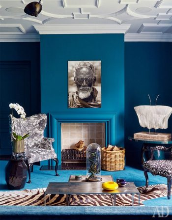 Rug Interior Decorating: Into the blue 20