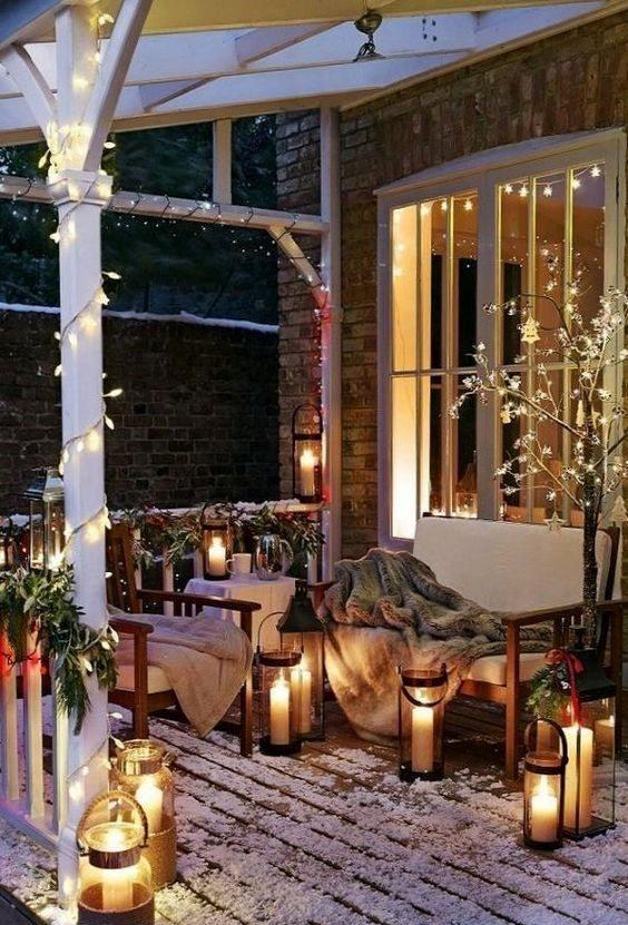 Best Christmas & Winter Interior Décor Ideas! 60