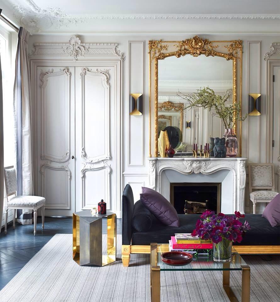 Elle Decor Blog: Interior Decorating: Into The Blue Part II