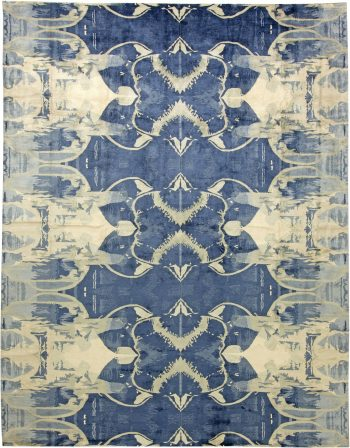 Rug Interior Decorating: Into the blue 7