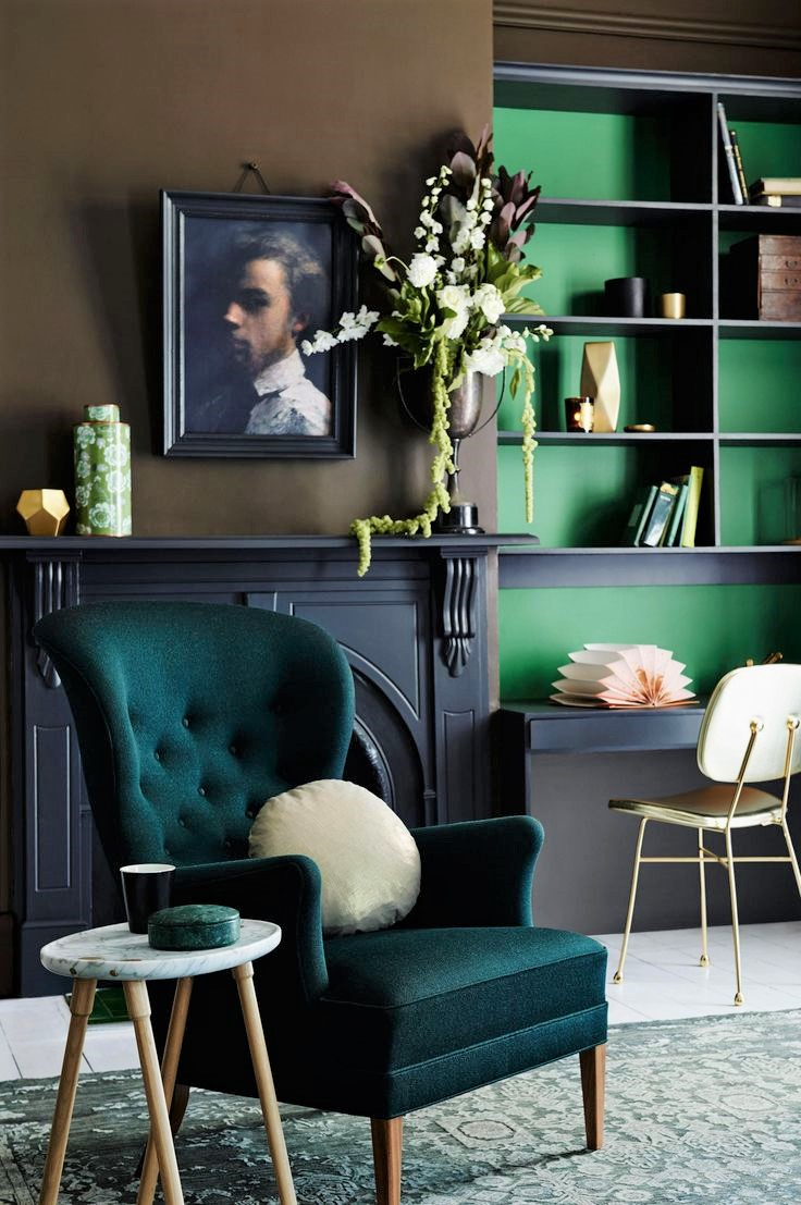 Go Green(ery) with Pantone Color of 2017 3
