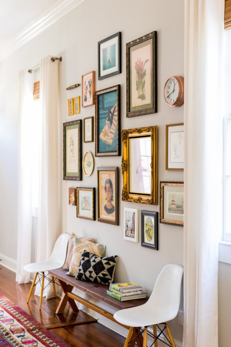 Make Way For Eclectic Home Décor 29