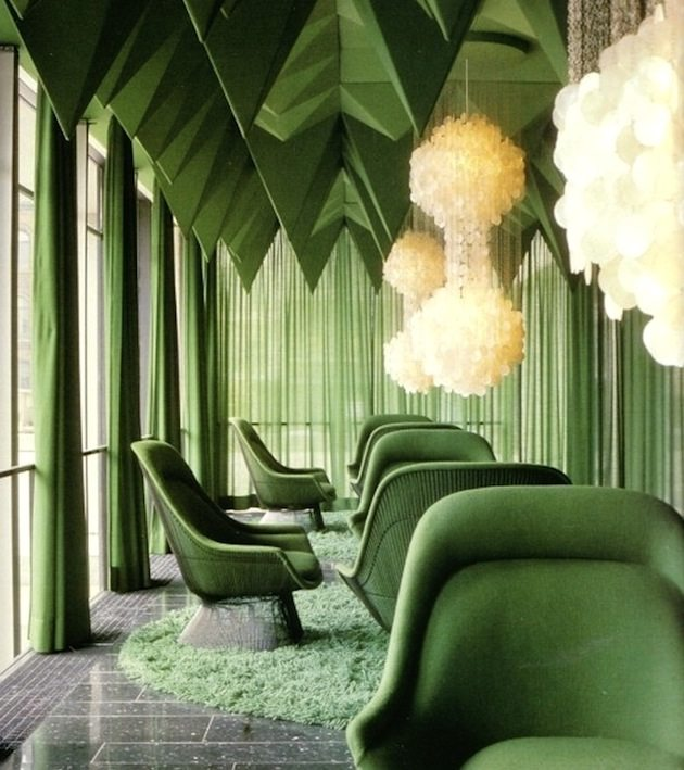 Go Green(ery) with Pantone Color of 2017 15
