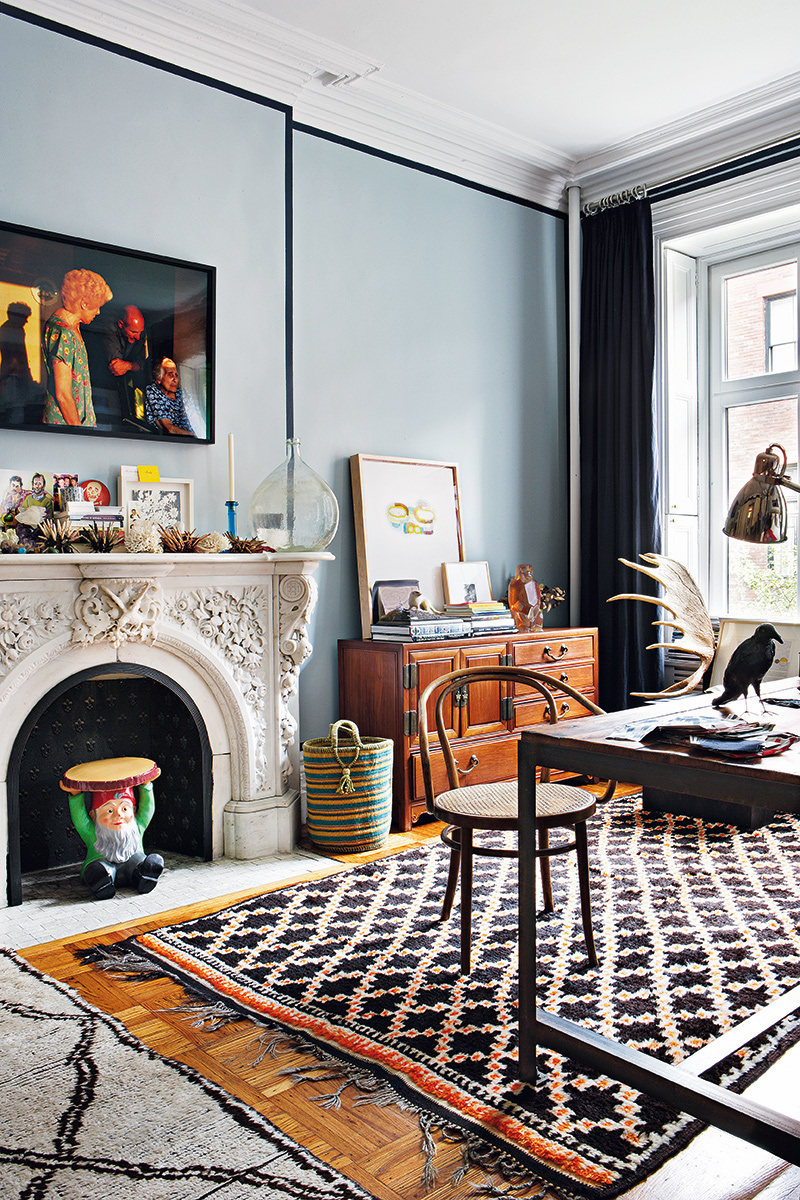 Make Way For Eclectic Home Décor 25