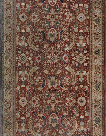 Antique Persian Kirman Carpet BB7216