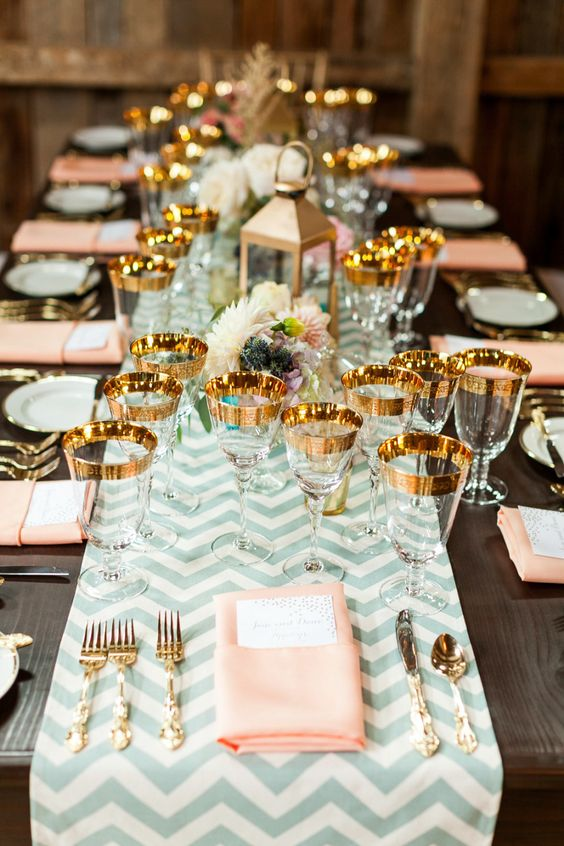 Glam Party Decor for a New Year's Eve! 16