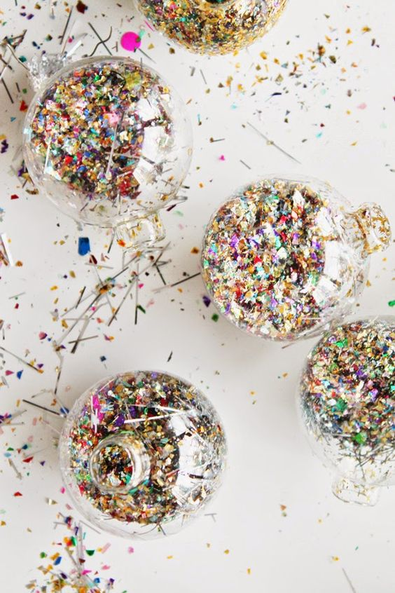 Glam Party Decor for a New Year's Eve! 18