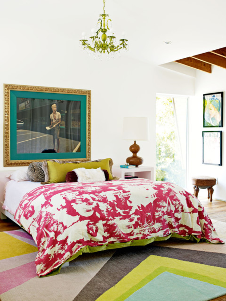 Make Way For Eclectic Home Décor 14