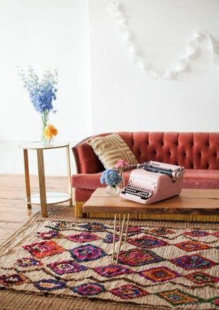 Make Way For Eclectic Home Décor 27
