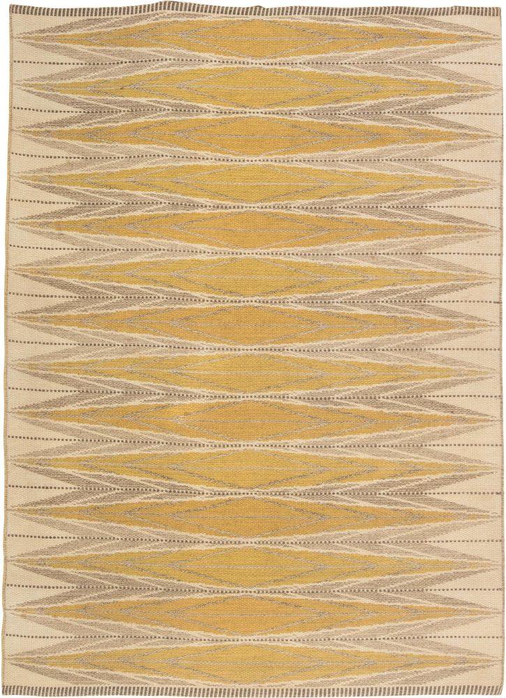 Vintage Scandinavian rug by Doris Leslie Blau