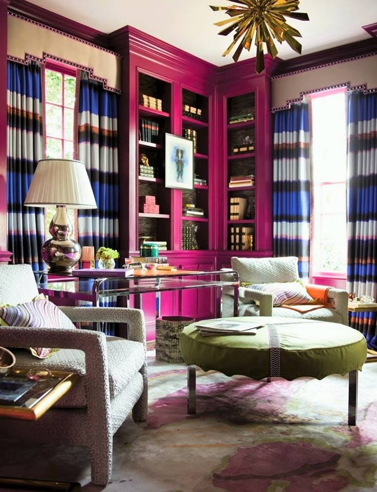 A room designed with Eskayel Rug