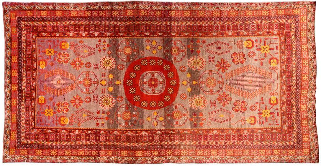 Vintage Boho: Samarkand Rugs 17
