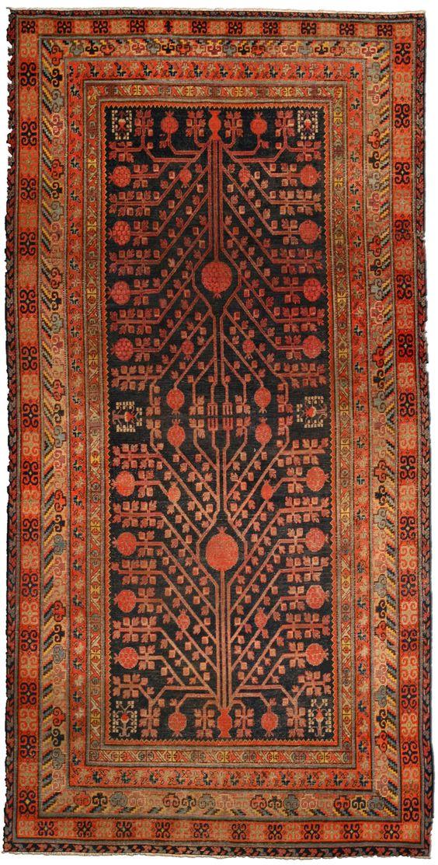 Vintage Boho: Samarkand Rugs 5