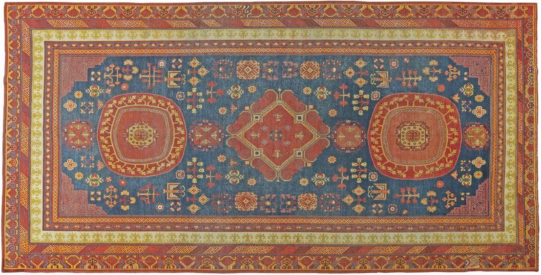 Vintage Boho: Samarkand Rugs 25