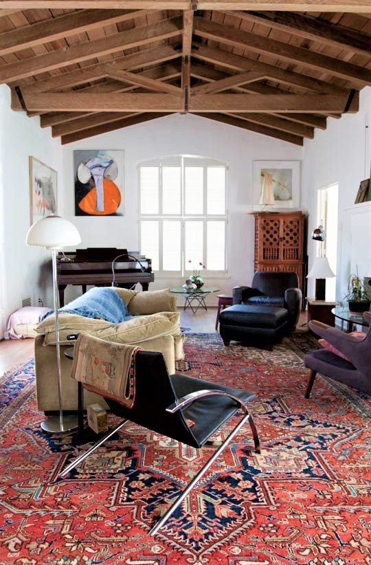 Red Persian Rugs - Everything about Oriental wonders!