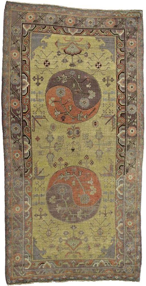 Vintage Boho: Samarkand Rugs 19