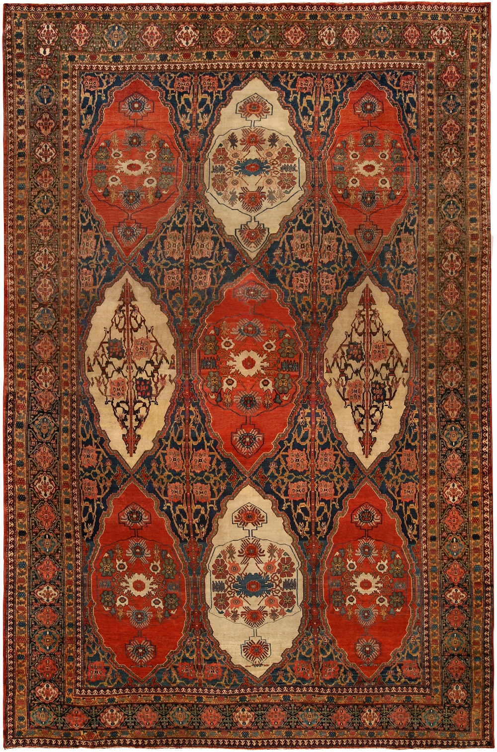 Red Plus Persian Rugs Equals… Love 20