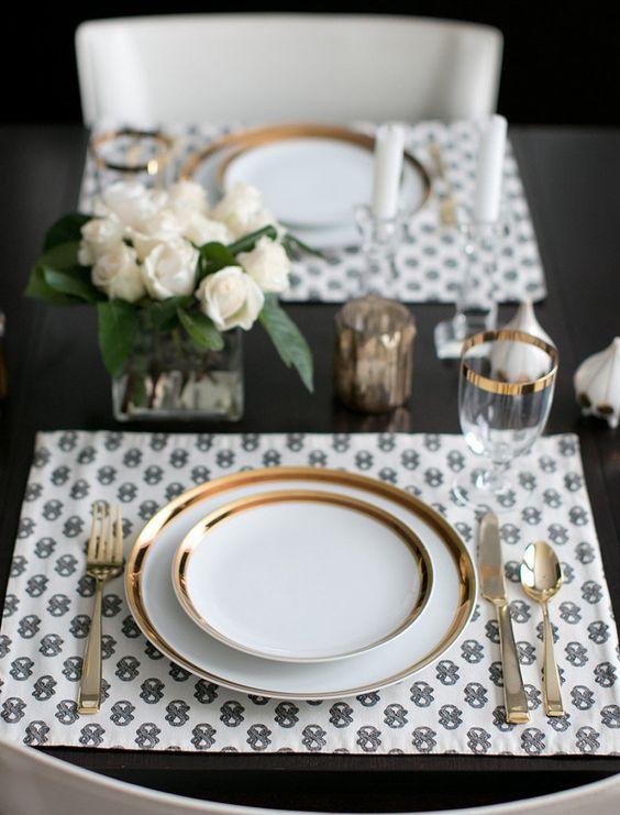elegant dinnerware, elegant tableware, glamour interior, glamour dining room, interior decor