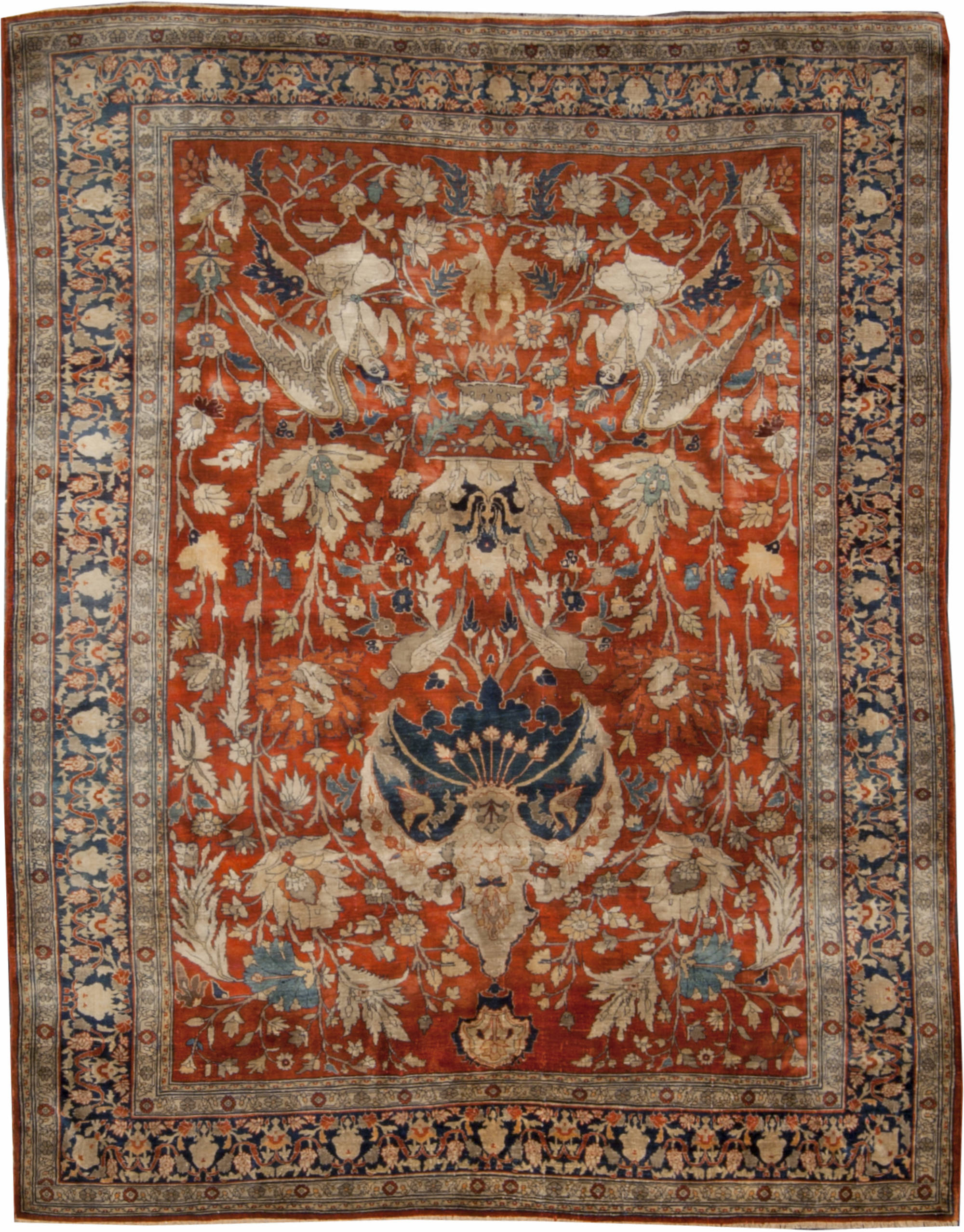 Red Plus Persian Rugs Equals… Love 13