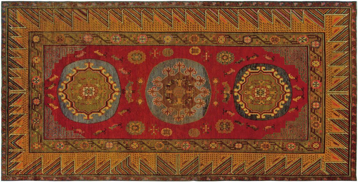 Samarkand Vintage Rug by Doris Leslie Blau