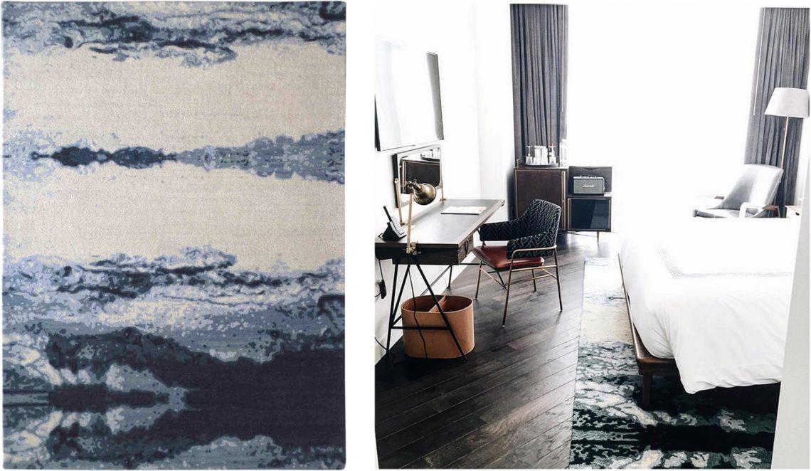 eskayel geometric prints abstract print rug home decor rug design