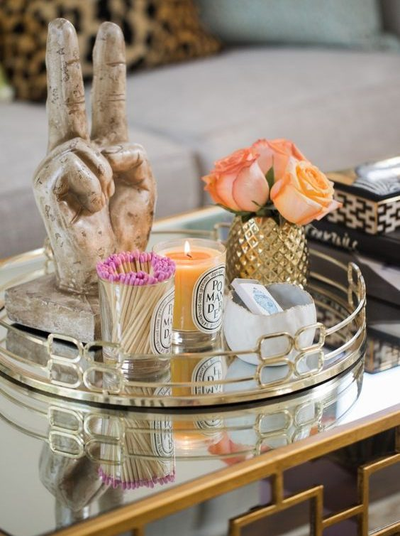 How to style a coffee table like a professional 11