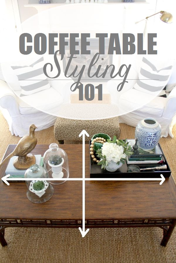 How To Style A Coffee Table Like Professional 4