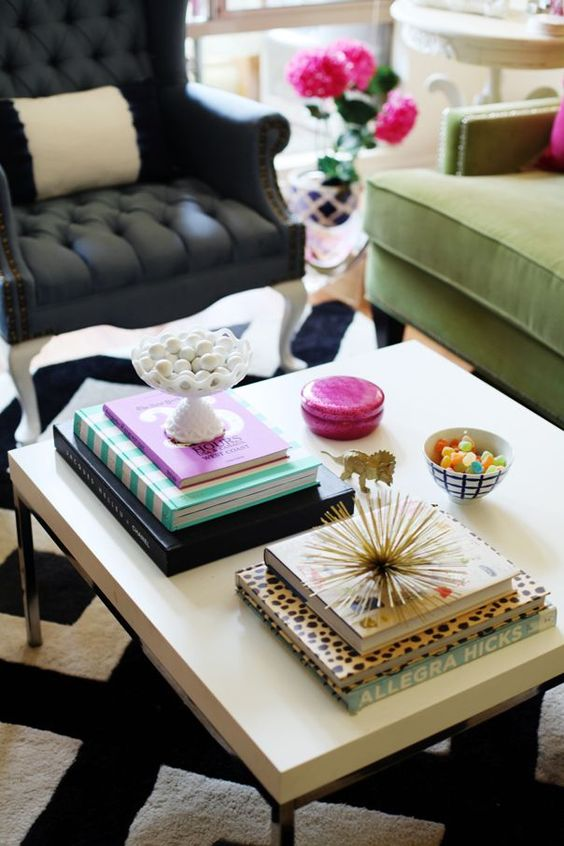 How to style a coffee table like a professional 6