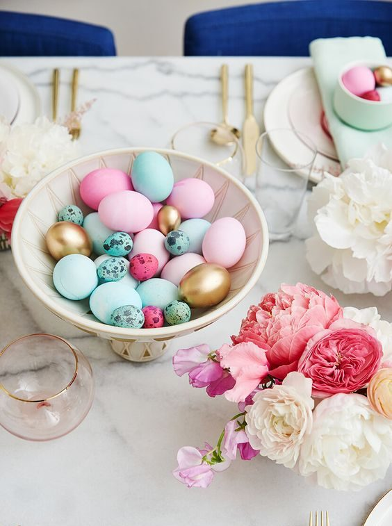 5 Tips for Setting Up the Perfect Easter Table 7