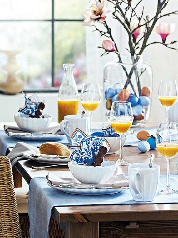 5 Tips for Setting Up the Perfect Easter Table 6